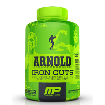 Arnold Series Iron Cuts 90 капсул