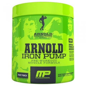 Arnold Series Iron Pump 180 грамм