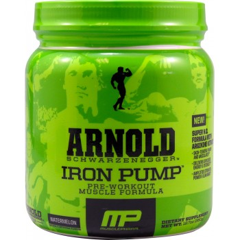 Arnold Series Iron Pump 360 грамм