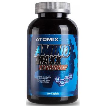 Atomixx AMINO MAXX HydroBeef 160 таблеток
