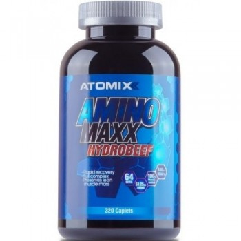 Atomixx AMINO MAXX HydroBeef 320 таблеток