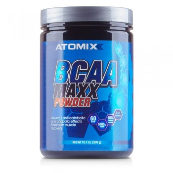 Atomixx BCAA MAXX POWDER 300 грамм
