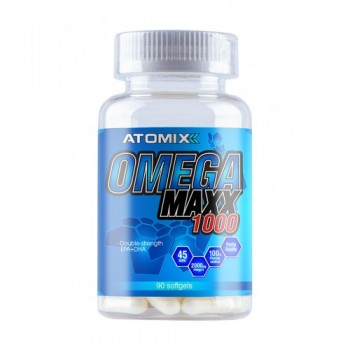Atomixx OMEGA MAXX 1000 90 софтгелей