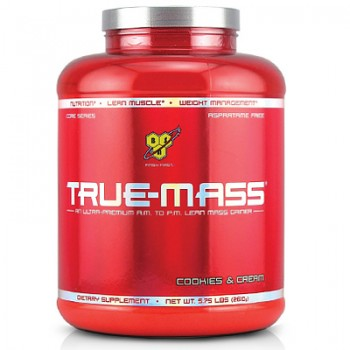 BSN TRUE-MASS 1200 2610 грамм