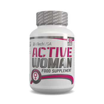 BioTech ACTIVE WOMAN 60 таблеток