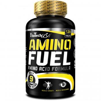 BioTech Amino Fuel 120 таблеток