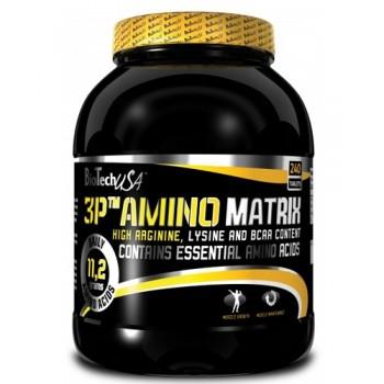 BioTech Amino Matrix 3P 240 капсул