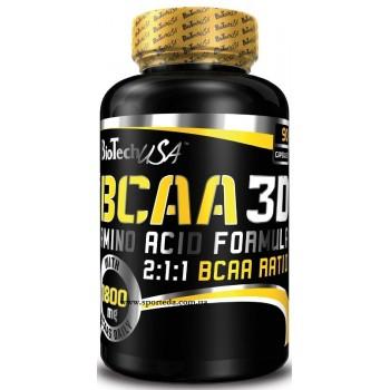 BioTech BCAA 3D 90 капсул