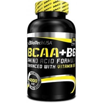 BioTech BCAA+B6 340 таблеток