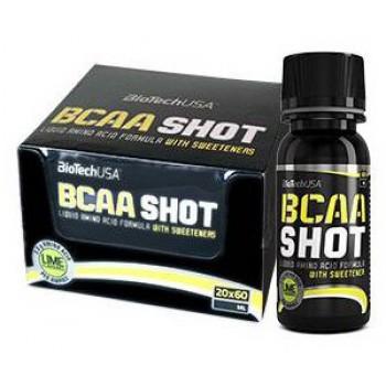 BioTech Bcaa-Shot 60 мл