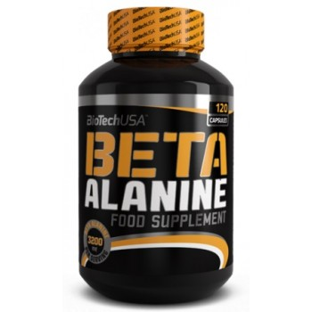 BioTech Beta-Alanine 120 капсул