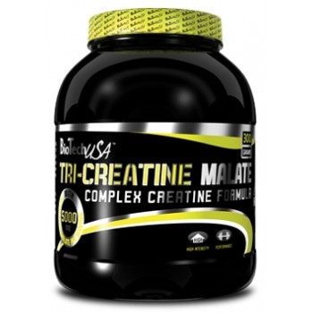 BioTech Creatine Malate 300 грамм
