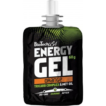 BioTech Energy Gel 60 грамм