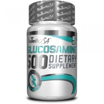 BioTech Glucosamine 500 60 капсул