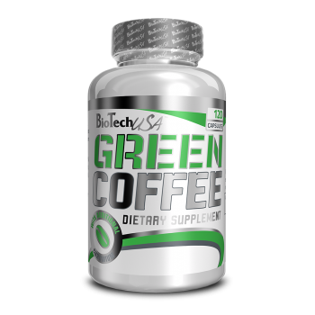 BioTech Green Cofee 120 капсул