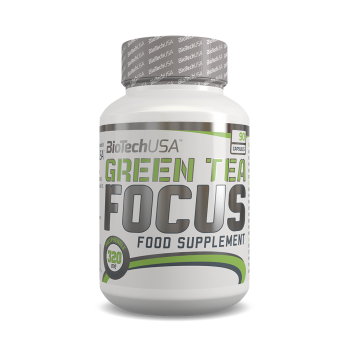 BioTech Green Cofee Focus 90 капсул