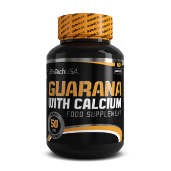 BioTech Guarana Calcium 60 капсул
