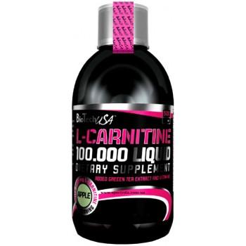BioTech L-Carnitine 100000 500 мл
