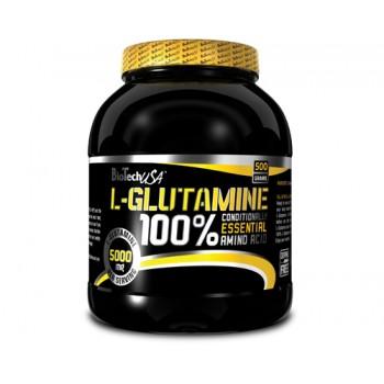 BioTech L-Glutamine 500 грамм