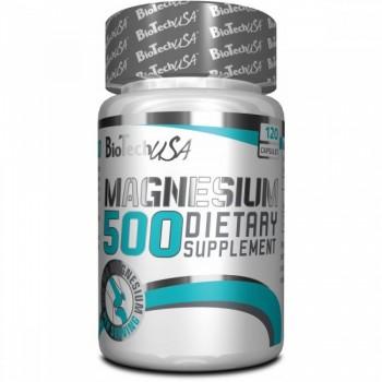 BioTech Magnesium 120 капсул