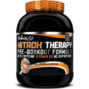 BioTech Nitrox Therapy 680 грамм