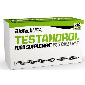 BioTech Testandrol 210 таблеток