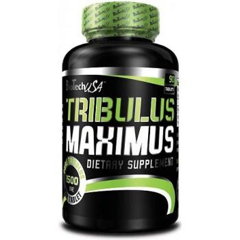 BioTech Tribulus Maximus 1500 мг  Extra strong 90 таблеток