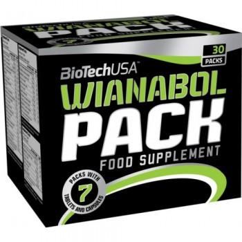 BioTech Wianabol pack 30 пак