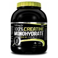 BioTech 100% Creatine Monohydrate 1000 грамм
