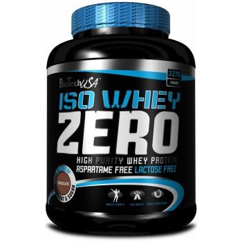ISO WHEY ZERO 2,27 кг