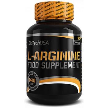 BioTech L-Arginine 90 капсул