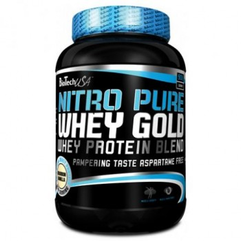 Nitro Pure Whey Gold 908 грамм