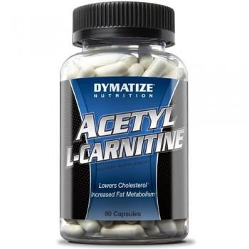 Dymatize Acetil L-Carnitine 90 таблеток