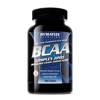 Dymatize BCAA 2200 200 капсул