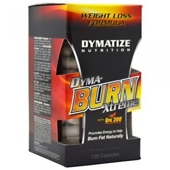 Dymatize Dyma-Burn Xtreme 120 капсул ERT
