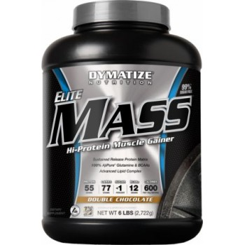 Dymatize Elite Mass 2720 грамм