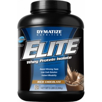 Dymatize Elite Whey Protein 2270 грамм