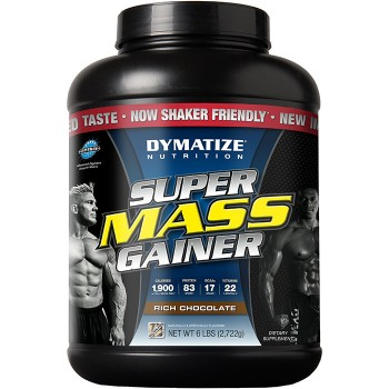 Dymatize Super Mass Gainer 2720 грамм