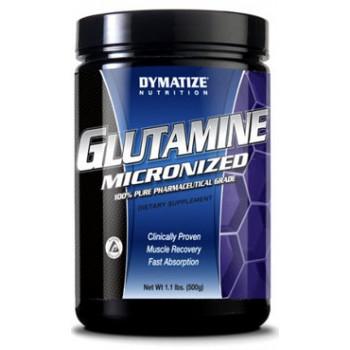 Dymatize Glutamine 500 грамм