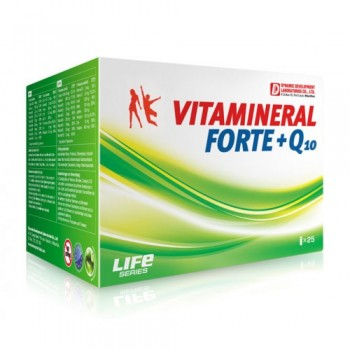 Dynamic VitaMineral + Q10 (25шт Х11ml)