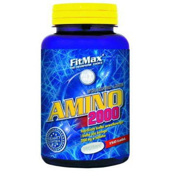 FitMax Amino 2000 150 таблеток