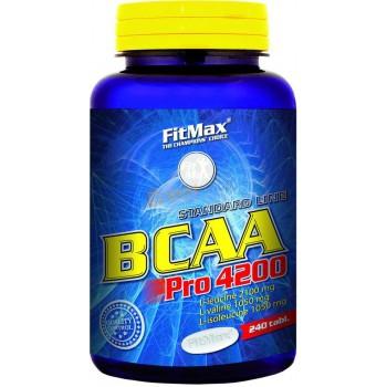 FitMax Amino BCAA Pro 4200 240 таблеток