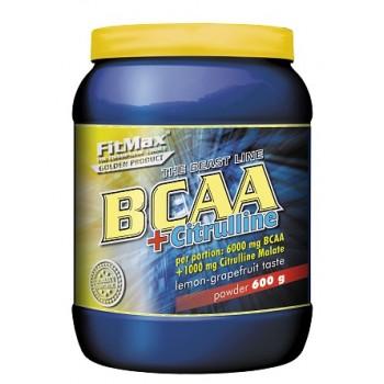 FitMax BCAA+Citrulline 600 грамм