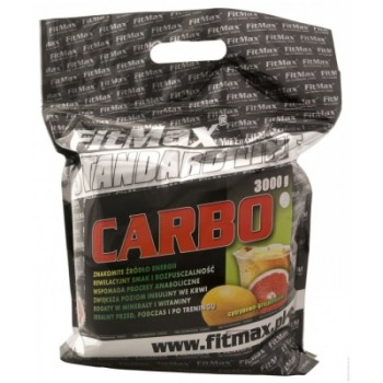 FitMax Carbo 3000 грамм