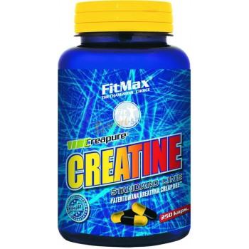 FitMax Creatine Creapure 250 капсул