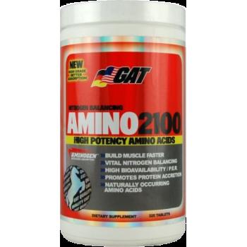GAT Amino Tablets 2100 325 таблеток
