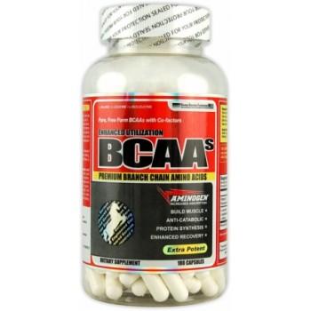 GAT BCAA 180 капсул