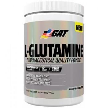 GAT Glutamine 500 грамм
