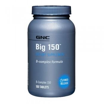 GNC BIG 150 100 капсул