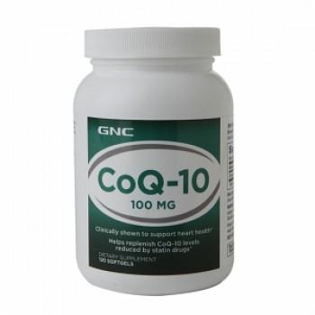 GNC COQ-10 100 MG 30 капсул
